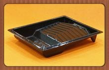 China Black PVC blister packaging,plastic customized blister tray on sale