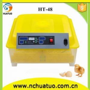 China new model mini egg incubator HT-48 egg incubator in USA on sale