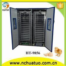 China hatching machine incubator for quail eggsHT-9856 egg incubator in USA on sale