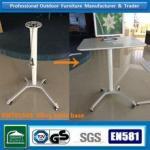 movable leg Gas Lift Study Table for European Market
