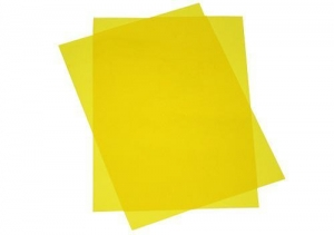 China PVC COVER Letter size PVC sheet on sale
