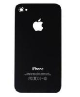 China Rear Black Glass Replacement for iPhone 4S Battery Back Cover Door A1387 on sale