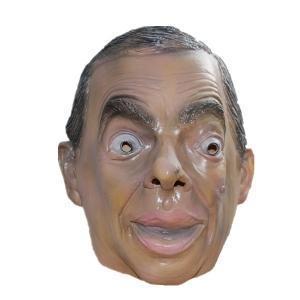 China Human Face Mask Mr Bean Mask on sale