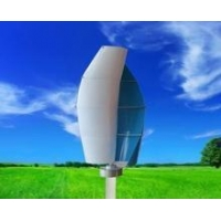 China New VAWT vertical axis wind turbine kit 100w 12V/24V on sale