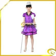 China China manufacturer top quality lyrical latin dance clothes for kids on sale