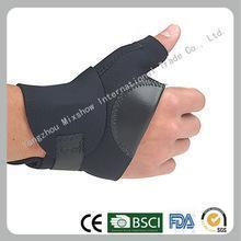 China Wrist Wraps Home weight lifting thumb wrist brace palm support on sale