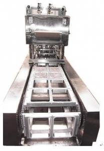 China auto fast food box sealer on sale