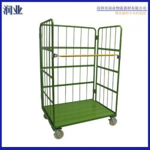 China Roll Cage Trolley on sale