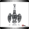 China 2016 New Arrival 3D Antique 925 Sterling Silver Necklace Eagle Pendant for sale