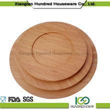 China bamboo salad bowl set wooden fruit bowl on sale