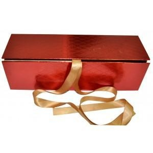 China Paper Boxes Personalized Wedding Paper Wine Bottle Boxes on sale