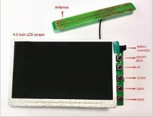 China wireless camera module 5.8ghz wireless video transmitter receiver on sale
