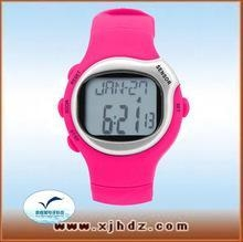 China Pedometer Watch 3D sensor digital promotion pedometer,digital step counter on sale