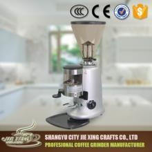 China Shaoxing Jie xing commercial coffee grinder with coffee tamper on sale