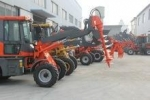 Loader series mini skid steer loader for Germany and sweden market