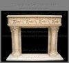 China Stone Mantel (XF-361) on sale