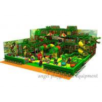 China Jungle Theme soft play Model:A1608 on sale