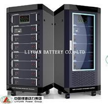 China The battery module 48V/50AH lithium battery module on sale