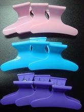 China 2014 New Hot Sell Durable Fancy Hair Pin Professional Salon Plastic Hair Clip on sale