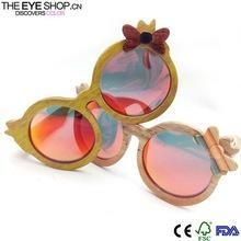 China New products 2015 handmade sunglass wood for Halloween on sale