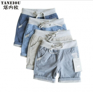 China Men's Clothing The new summer 2016 childrens' jeans on sale