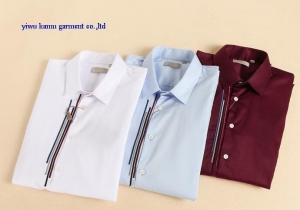 China KM-615 Man satin cotton dress shirts new brand long sleeve shirts mens on sale
