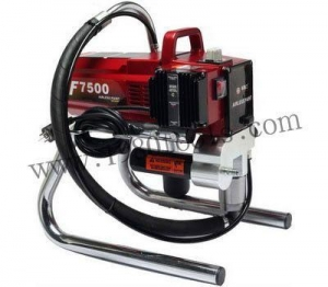 China Piston Pump Sprayer Mod.-F7500E on sale