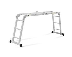 China best multi purpose ladder 2.25 Meter Multi-Purpose Ladder 4x2 Steps on sale