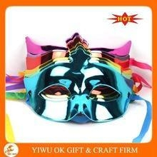 China Fashionable Colorful Cheap Venetian Mask Half Face Masquerade Party Halloween Mask on sale