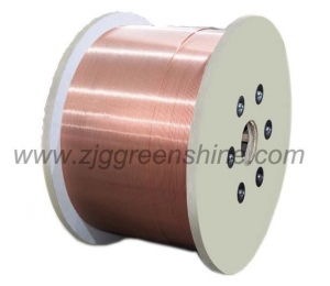 China Copper Clad Aluminum wire (CCA) on sale
