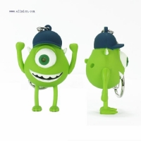 Toys Monster mike Led Keychain Item:20157593454