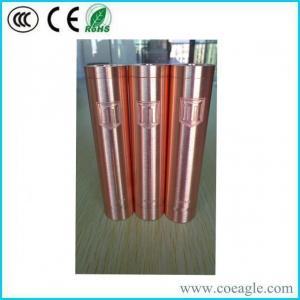China Coeagle 2014 newest mechanical mod copper penny mod clone on sale