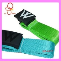 2013 Fashion Green Cowboy Knitting Wide PP Belt Supplier