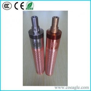 China SS,Copper tobh atty atomizer with mankos mod on sale