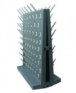 China Laboratory Accessories  PP Double Faced Pegboard on sale