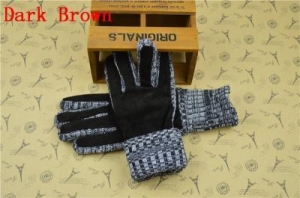 China Men Pig Suede Leather Gloves Men Pig Suede Leather Gloves GY104 Men Pig Suede Leather Gloves GY104 on sale