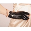 China Women Fashion Leather Gloves With Button GY189 Women Fashion Leather Gloves With Button GY189 for sale