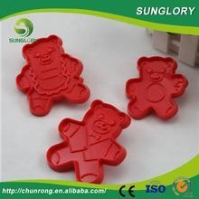 China Trading & supplier of China products bear shaped cookie cutter on sale
