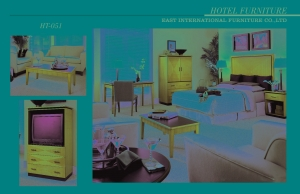 China Hotel furniture HT-051 on sale