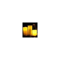 China remote control flameless LED candle,LED wax candle on sale