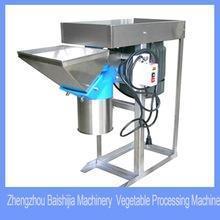 China garlic grinder grinding machine, garlic cutting processing machine on sale