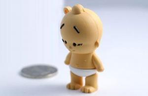 China Cartoon Shape USB flash drive VS-CT19caroon boy USB flash drive on sale