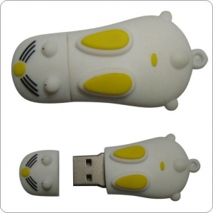 China Cartoon Shape USB flash drive VS-CT31 rabbit USB flash drive on sale
