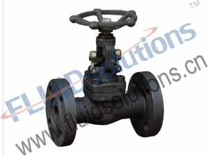 China API Industrial Valves Product  API602-Forged-Steel-Flanged-Gate-Valve-800 on sale