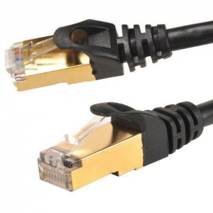 China Networking Cable FLUKE SSTP Cat6A Patch Cable Item No.: HTS-NW-1111 on sale
