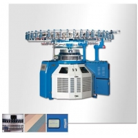 China Single Computerized Knitting Machine Series with Auto-Stripper(SiX Color)(XP-560) on sale