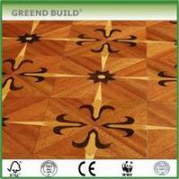 Art parquet flooring Brown parquet wood flooring prices