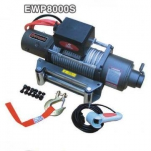 China Two Speed Electric Vehicle Winches 8000lbs on sale