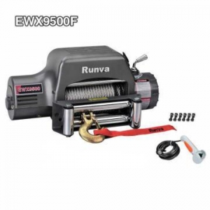 China 9500lbs 12V/24V Electric Recovery Winches on sale