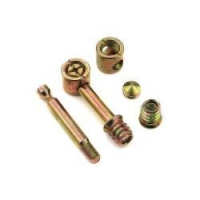 China GB Standard Round head screw and hammer head nut for wall bed accessories M6 on sale